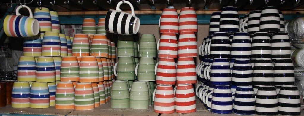 Assorted Bullet mugs