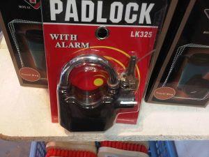 Musical  alarm locks
