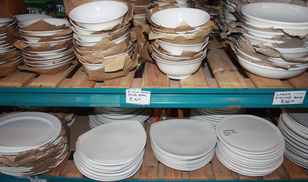 Continental China Pizza plates & platters