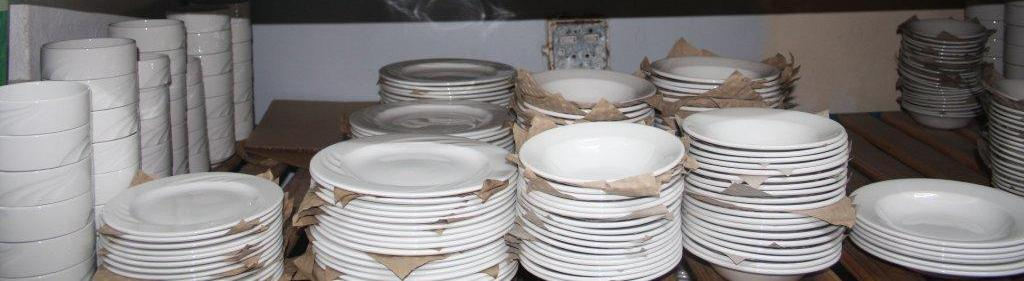 Assorted Continental China Plates and bowls